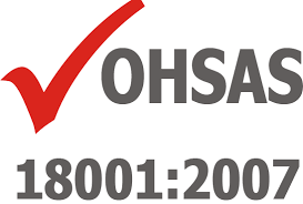Novatech Projects BS OHSAS Certificate