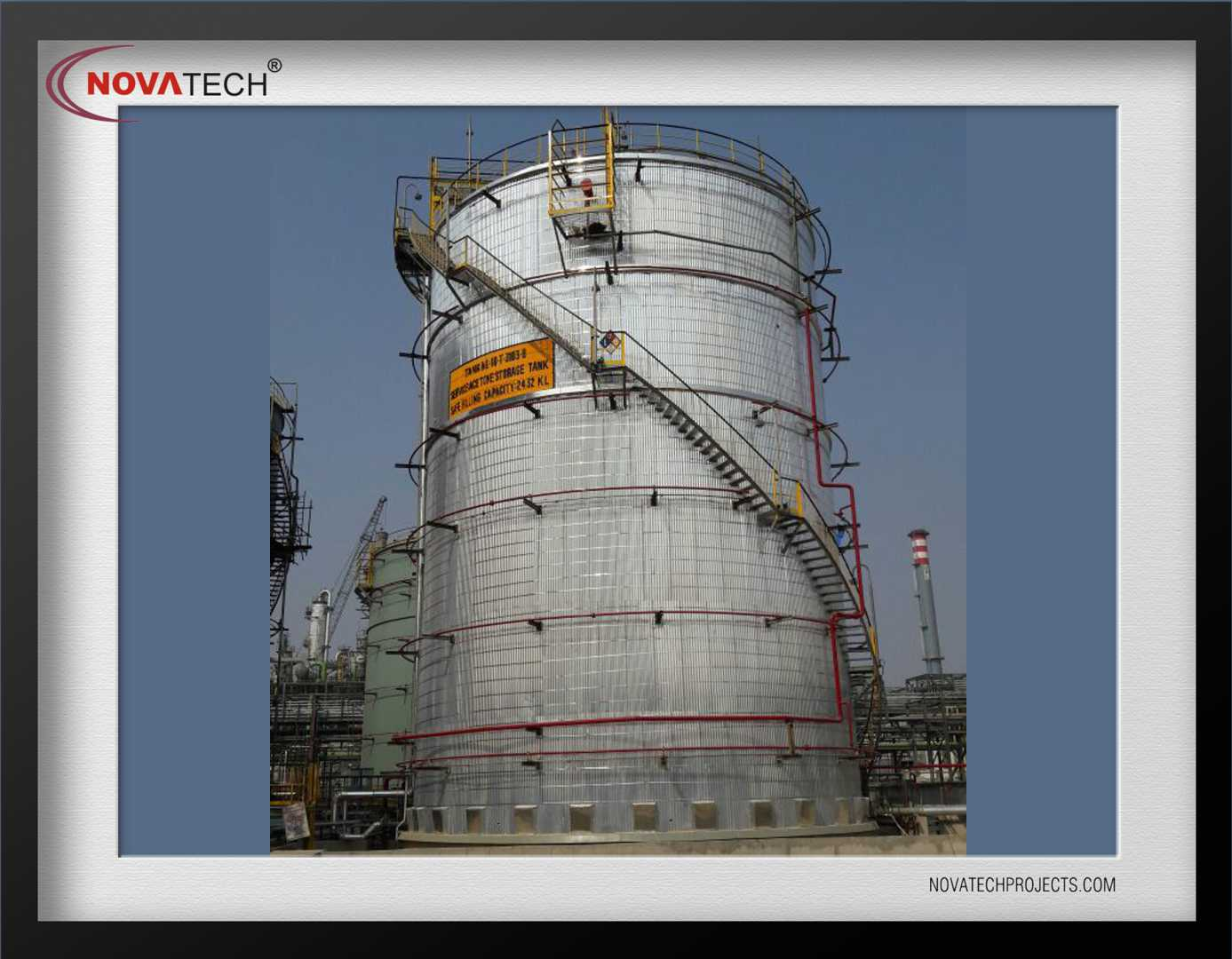 Novatech Project Oil and Gas