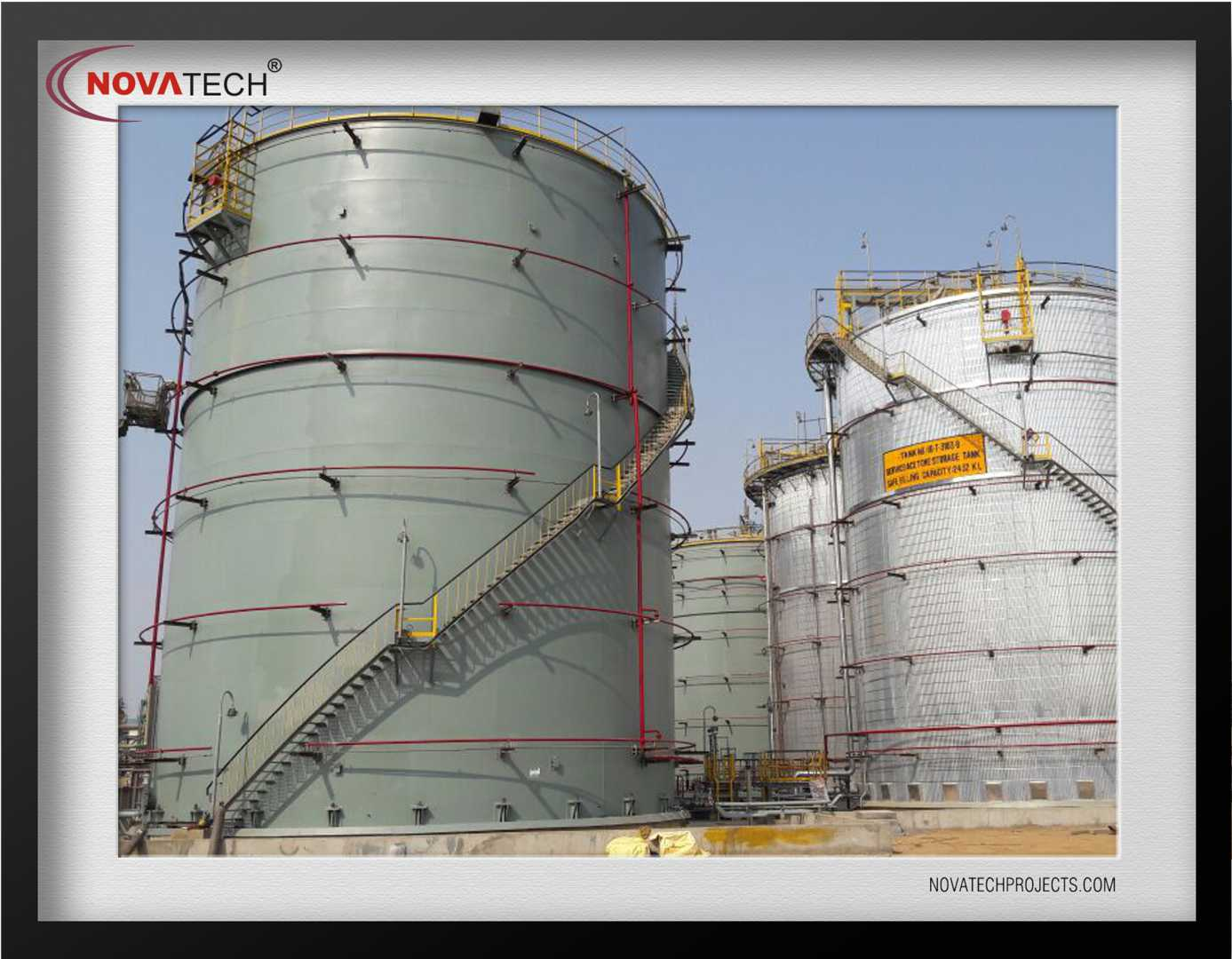 Novatech Projects Oil Gas