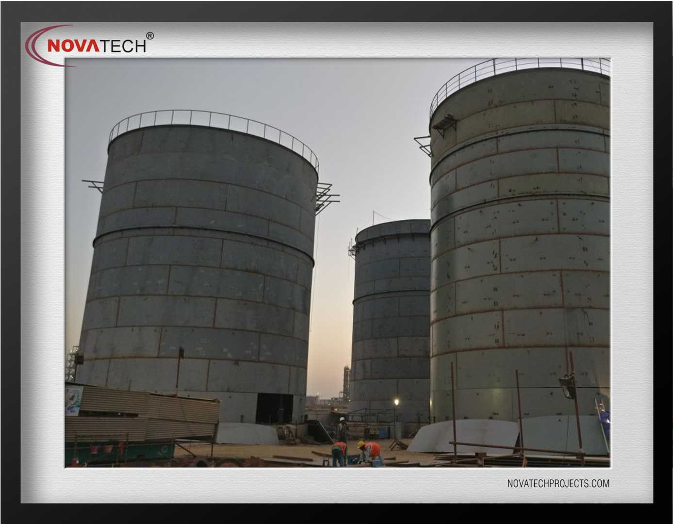 Novatech Projects Oil and Gas