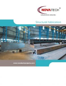 Novatech Structural Fabrication Brochure
